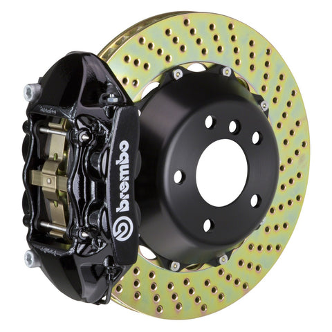 Brembo GT 4-Piston Rear Brake Kit 380mmx28mm