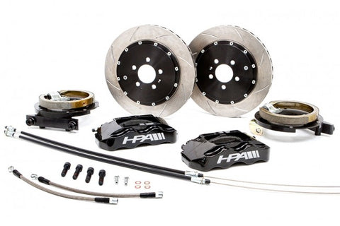 HPA High Performance Rear Brake Kit