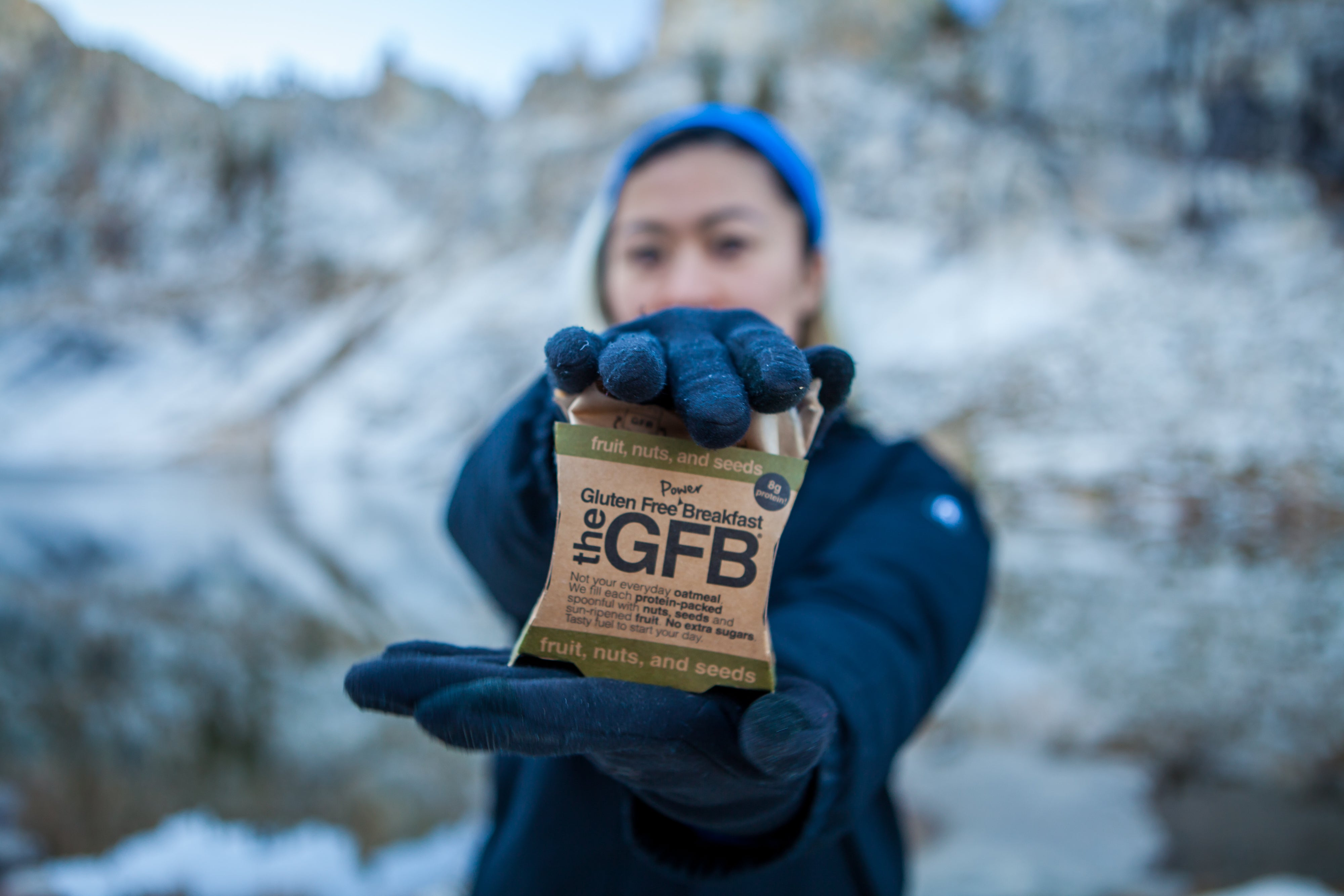 Backpacking Pear Lake with GFB Power Breakfast