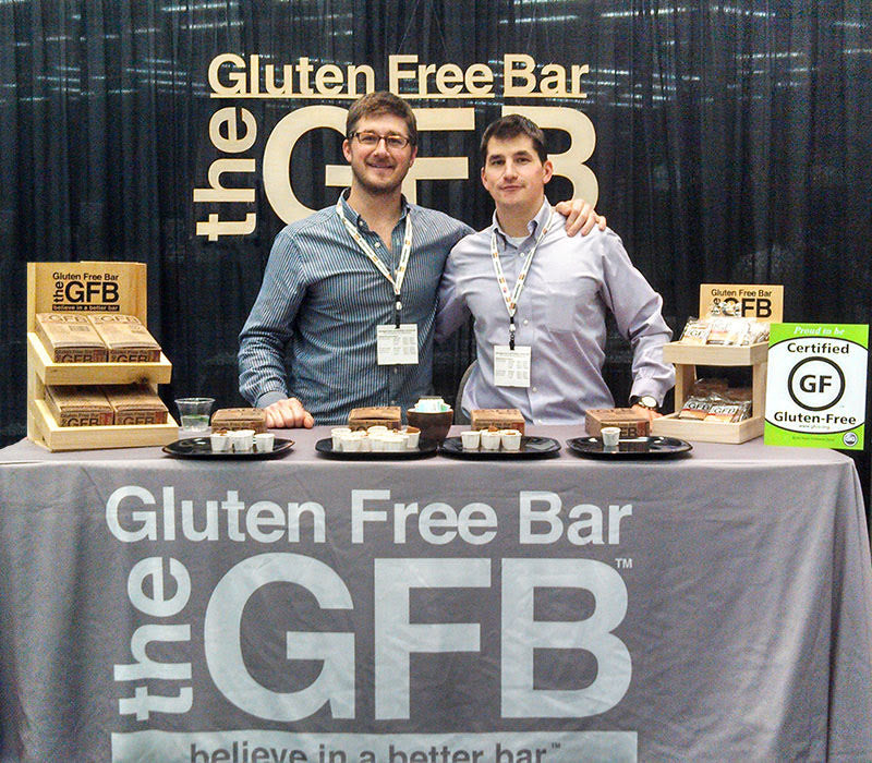 We Are More Than The Gluten Free Bar. We're The GFB.