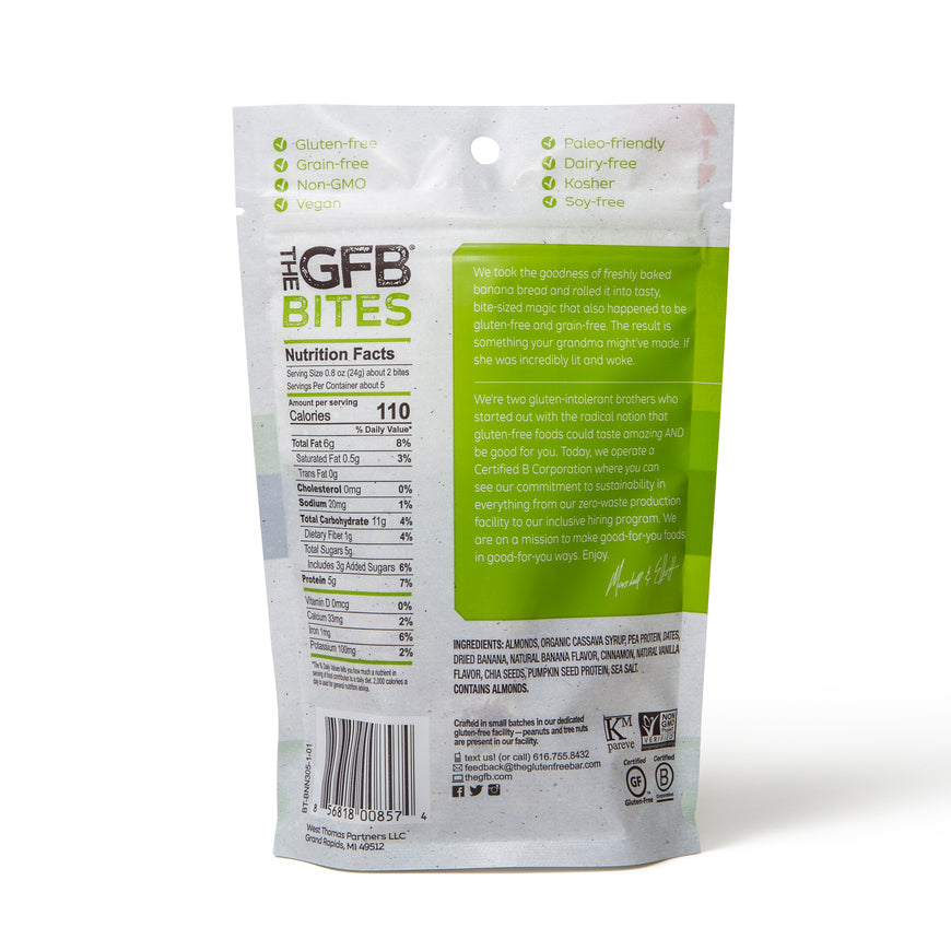 2 GRAIN FREE Bites Bags Sample Pack
