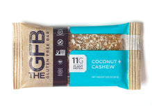 Coconut Cashew Bars (Case of 12)