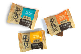 Custom Case - MINI Bars - The GFB - The Gluten Free Bar