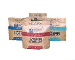 CUSTOM Case - Oatmeal (Case of 6) - The GFB - The Gluten Free Bar