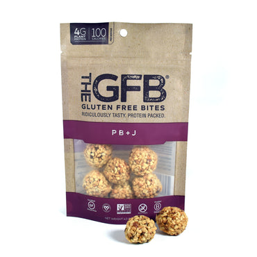 PB + J GFB Bites (4 oz. bag) - The GFB - The Gluten Free Bar