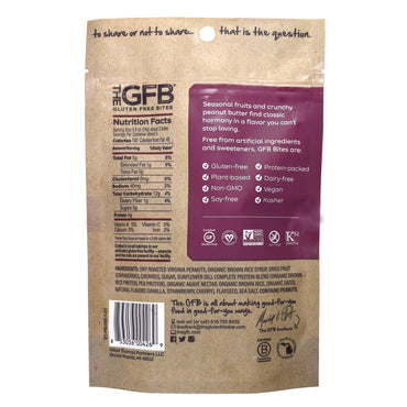 PB + J GFB Bites (4 oz. bag)
