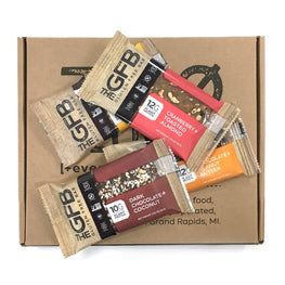 GFB 4 Bar Sample Pack - The GFB - The Gluten Free Bar