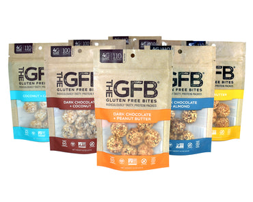 GFB Bites - Pick A Flavor - Special Offer - The GFB - The Gluten Free Bar