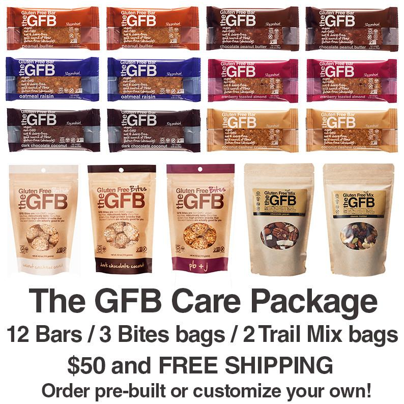 The GFB Care Pack - Custom