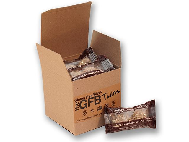 Dark Chocolate Coconut GFB Bites Twin Pack (10 Count)