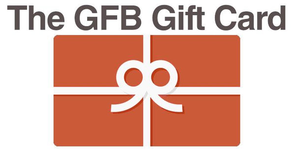The GFB Gift Card