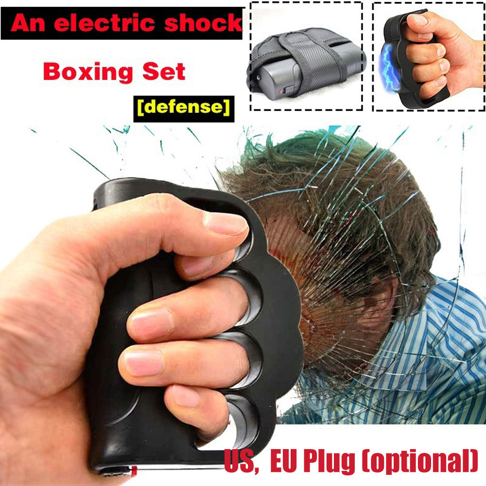 Electric Torch Self-defensive Electric Shock