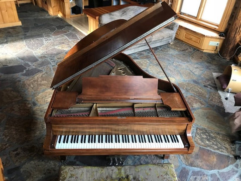 Carole King 1924 Steinway Model M Piano