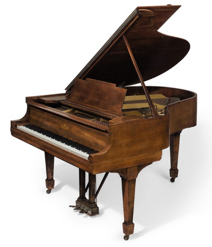 Carole King's 1924 Steinway Model M Piano