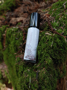 Vata Calm Natural Perfume for Overactive Vata Dosha