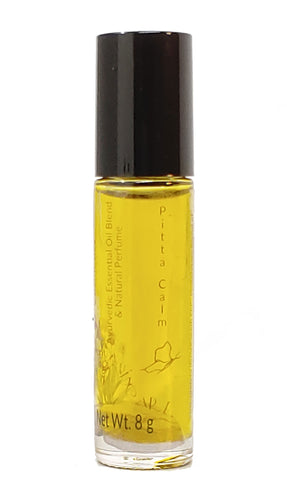 Pitta Calm Natural Perfume for Overactive Pitta Dosha