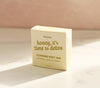 The Mine Co - MOH - milk oatmeal honey - cleansing body bar - premium handmade soap