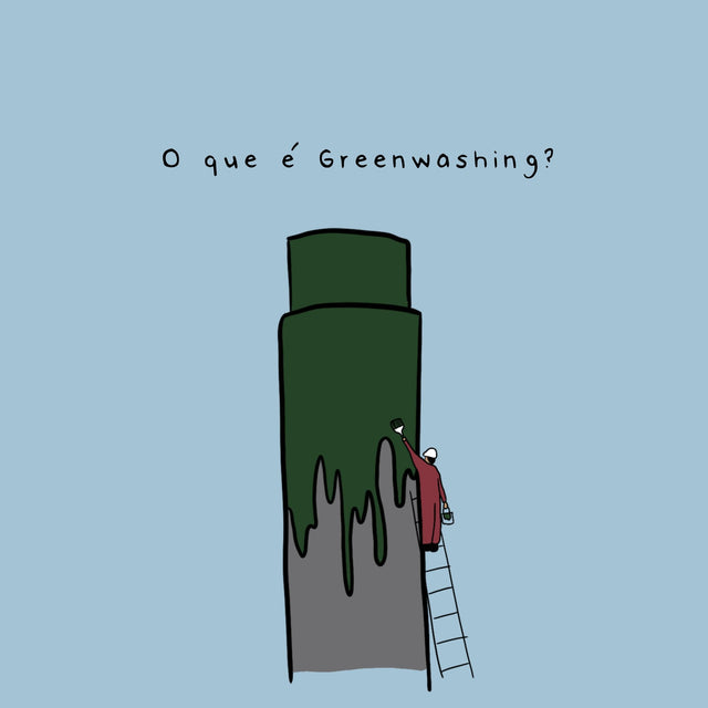 O que é o greenwashing?