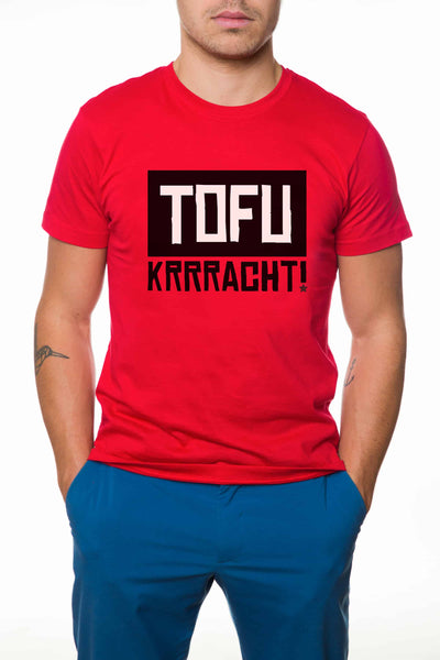 Tofu Krrracht by Stefan Hurkmans