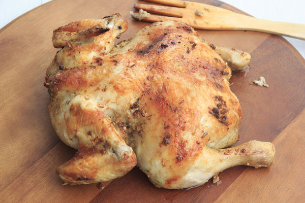 Pastured-Raised Organic Fed Broilers Local Delivery
