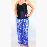 Aztec Blue Lounge Wear