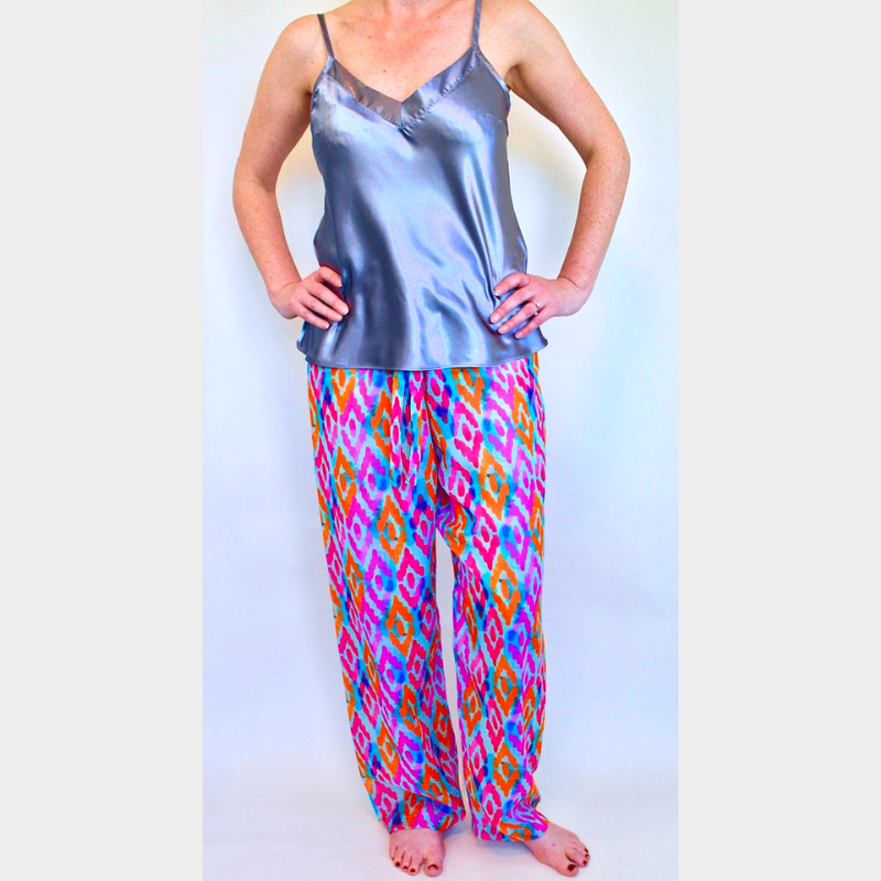 Aztec Orange Lounge Wear