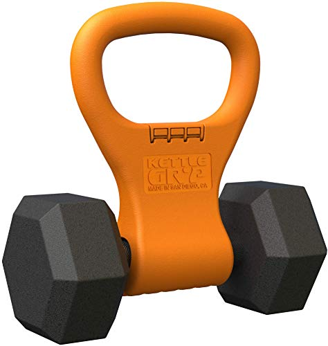 Kettle Gryp - Kettlebell Adjustable Portable Weight Grip