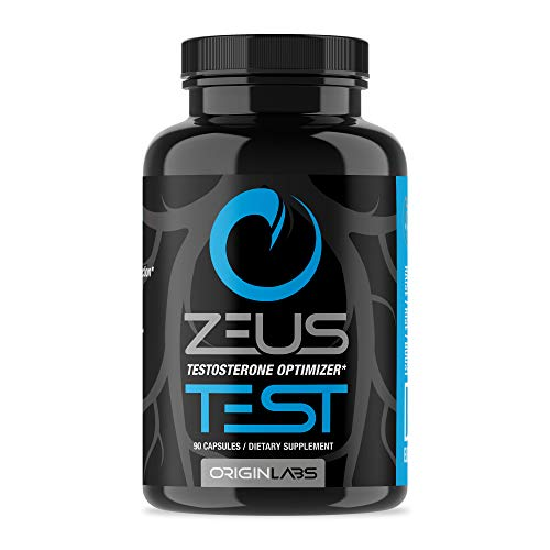 Zeus Test - Testoserone Optimizer