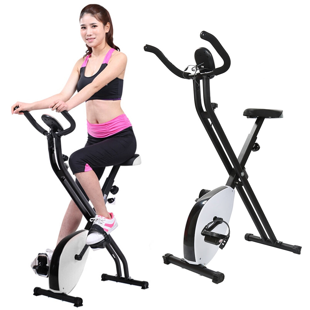 Pro Electric Exercise Bike Home Gym