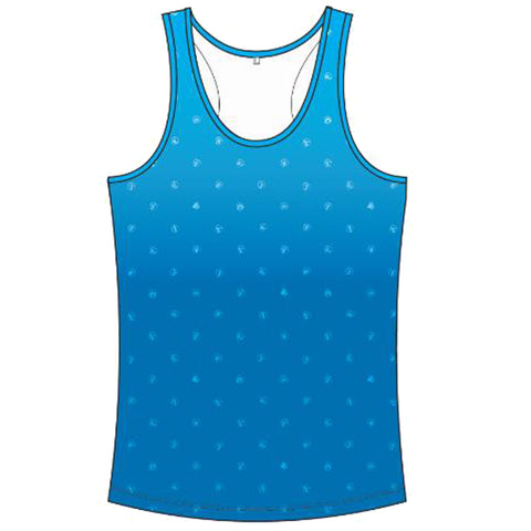 Women's Pictogram Racerback Tank