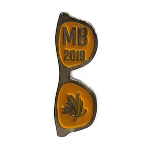 Sticker & Pin Set - Sunglasses Team Manitoba