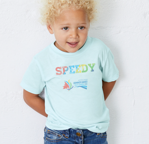 "Toddler ""SPEEDY"" T-Shirt"