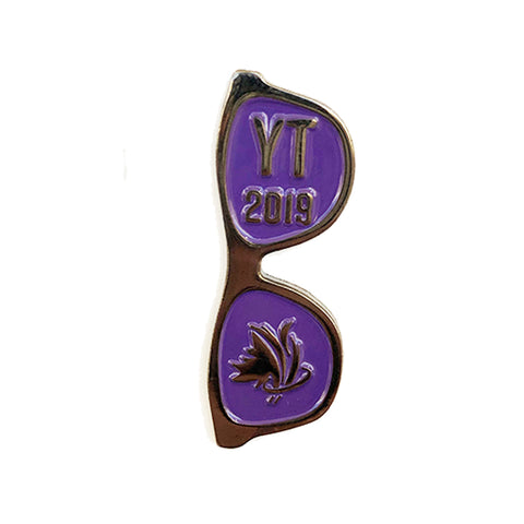 Sticker & Pin Set - Sunglasses Team Yukon