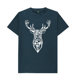 Denim Blue The Stag