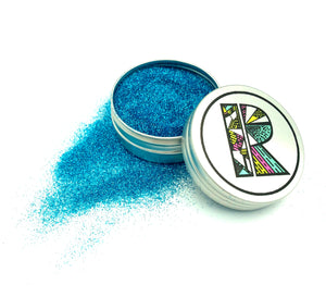 Sky Blue EcoGlitter - Biodegradable Cosmetic Glitter