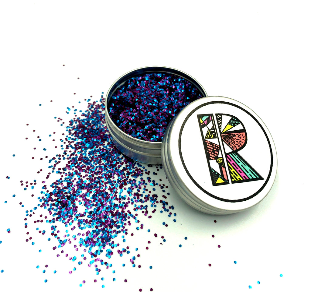 Euphoria EcoGlitter Mix - Biodegradable Cosmetic Glitter