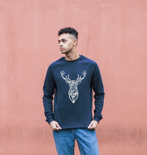 The Stag - Crew Neck