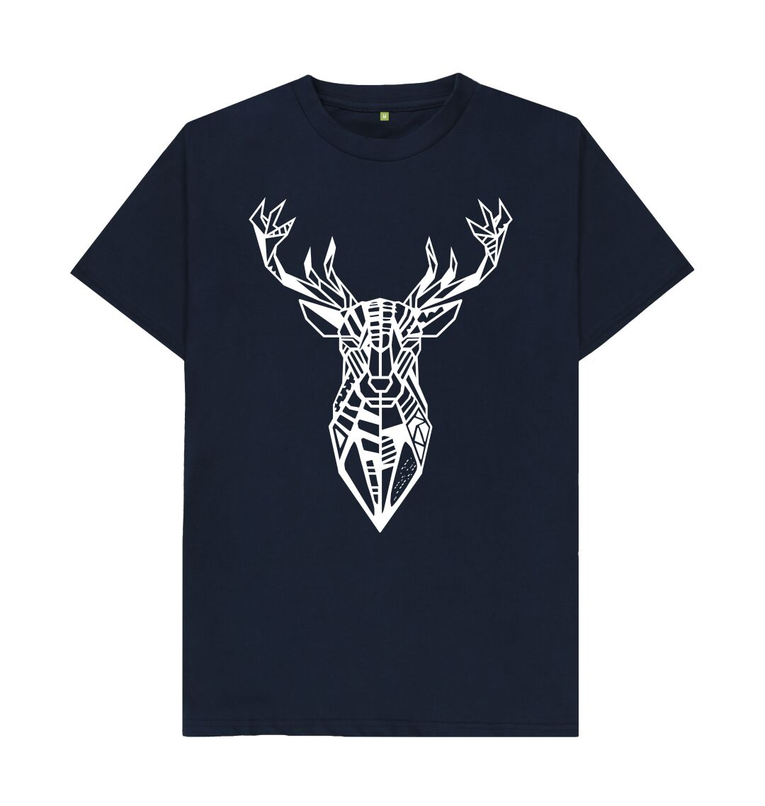 Navy Blue The Stag