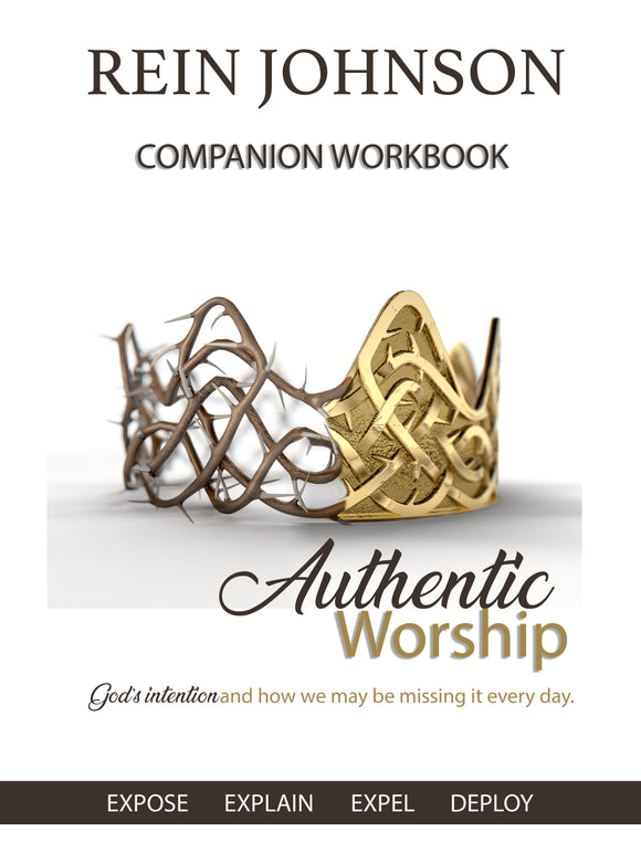 Authentic Worship - WORKBOOK