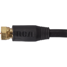 Load image into Gallery viewer, RG6 100ft TV Coax Cable with Installed Connectors