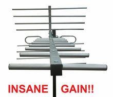 Load image into Gallery viewer, Heavy Duty Insane Gain Outdoor TV ANTENNA