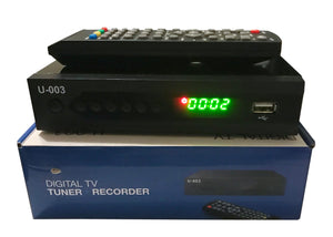 HDTV Tuner for HD Projectors and Monitors or Old Analog TVs