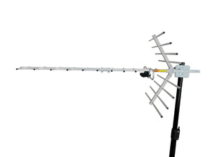 Insane Gain TV Antenna (heavy duty version)  - Outdoor HD TV Antenna