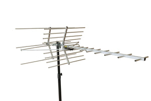 Destroys 990 Mile TV Antennas (read description) - Long Range VHF & UHF Version