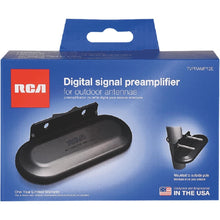 Load image into Gallery viewer, RCA Outdoor Signal Amplifier