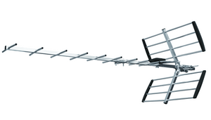 250 Mile (standard duty vers) Outdoor HD TV Antenna