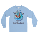 "Bentley York ""Bad Crab"" Long Sleeve T-Shirt - Bentley York"