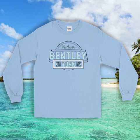 Bentley York Authentic 2 Long Sleeve T-Shirt water - Bentley York
