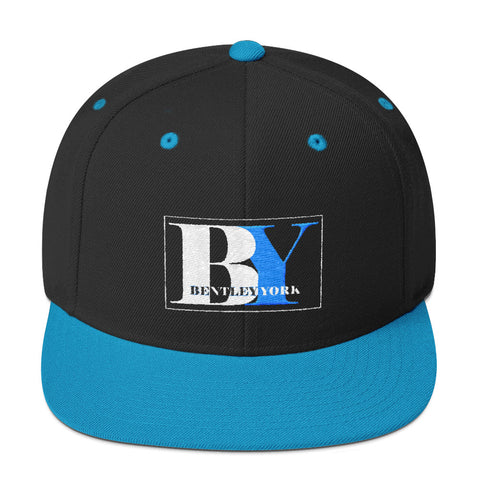 Bentley York BW T Snapback Hat - Bentley York
