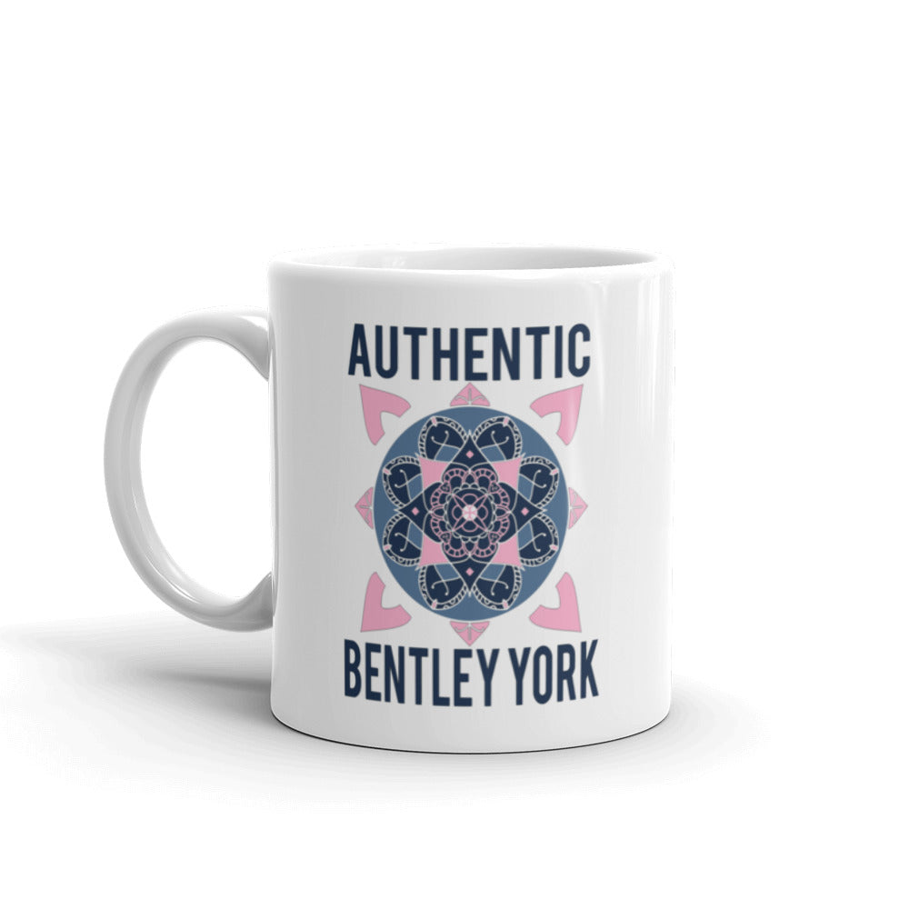 Authentic Bentley York Pink Mug - Bentley York